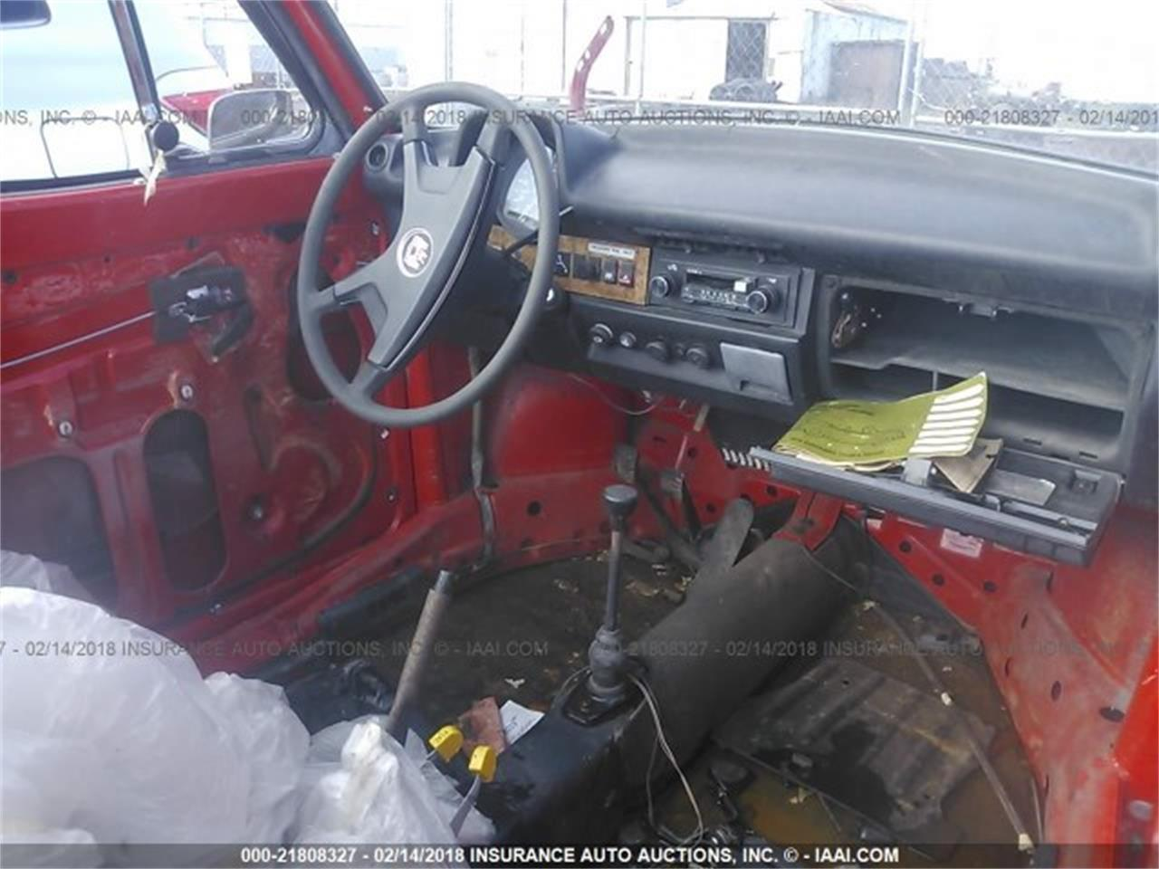 Large Picture of 1979 Beetle Auction Vehicle Offered by SCA.AUCTION - N0OF