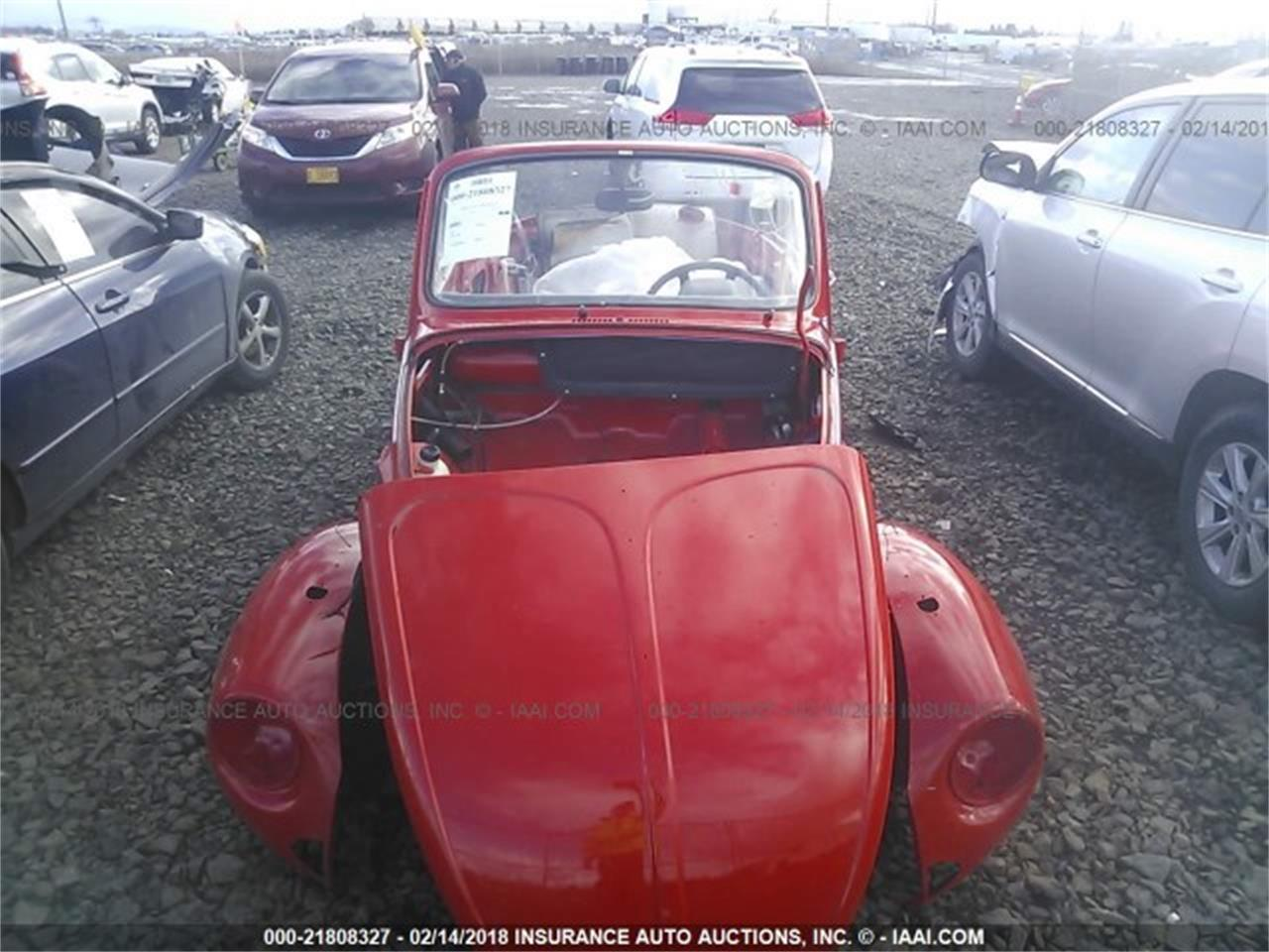 Large Picture of 1979 Volkswagen Beetle located in Online Auction Vehicle - N0OF