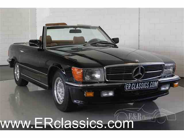 Picture of '85 380SL - MXX9