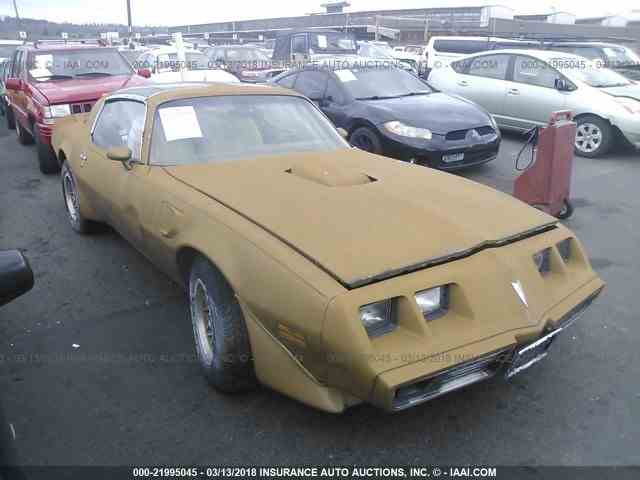 Picture of '79 Firebird - N0OR