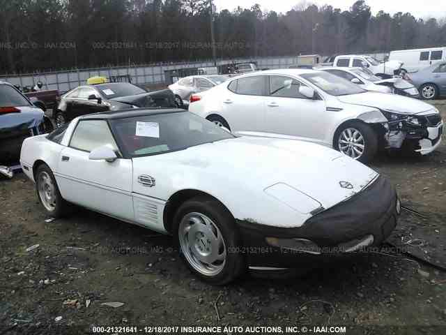 Picture of '93 Corvette Auction Vehicle Offered by SCA.AUCTION - N0P4