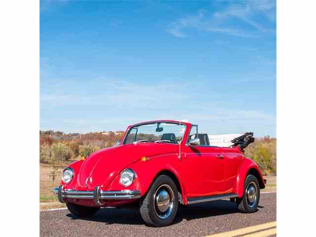 Picture of Classic 1968 Volkswagen Beetle located in Missouri - $12,900.00 Offered by  - MXMC