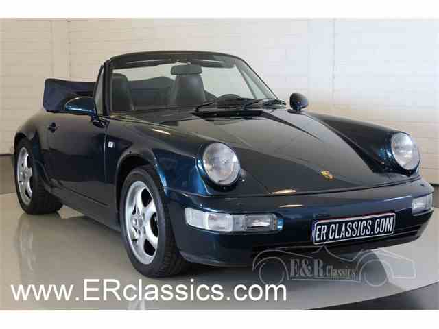 Picture of '91 964 Carrera 2 Cabriolet - MXXC
