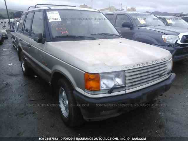 Picture of '99 Range Rover - N0PE