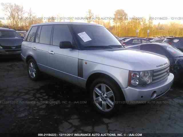 Picture of '03 Range Rover - N0PP