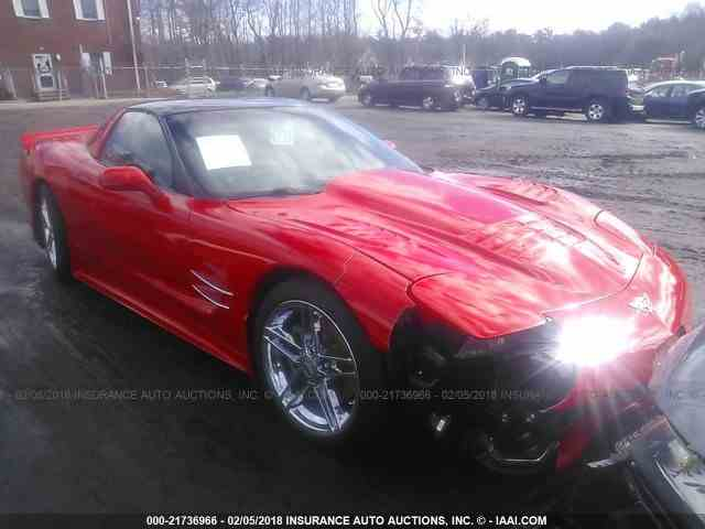 Picture of '03 Corvette - N0PR