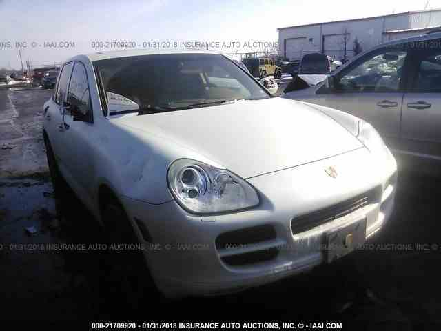 Picture of '05 Cayenne - N0Q3