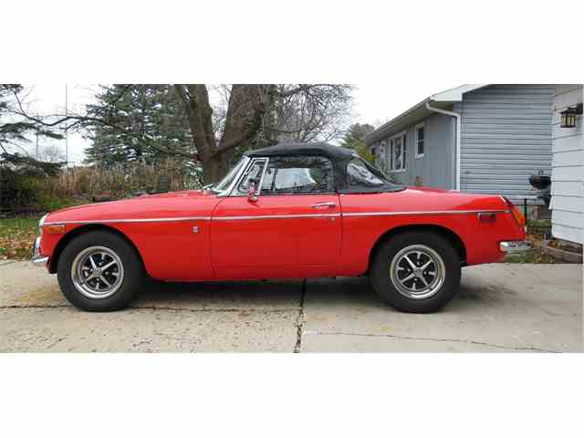 Picture of '73 MGB - MXXH