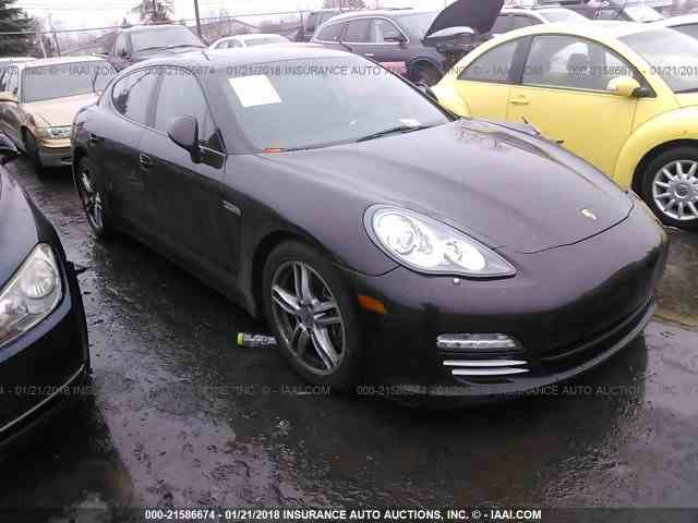 Picture of '11 Panamera - N0QS