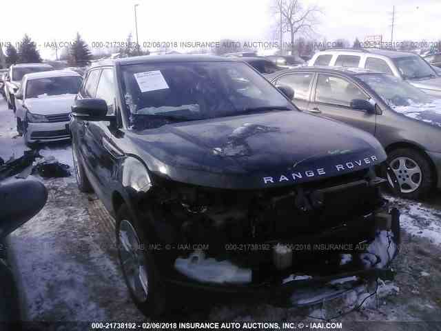 Picture of '13 RANGE ROVER EVOQU - N0R0