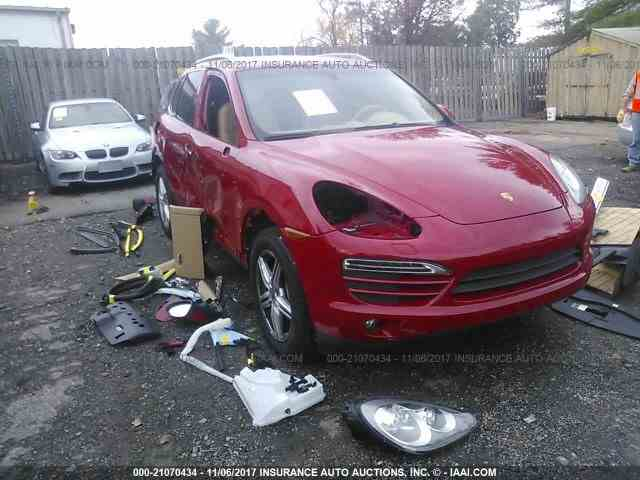 Picture of 2014 Porsche Cayenne located in Online Auction ONLINE Auction Vehicle Offered by SCA.AUCTION - N0R5
