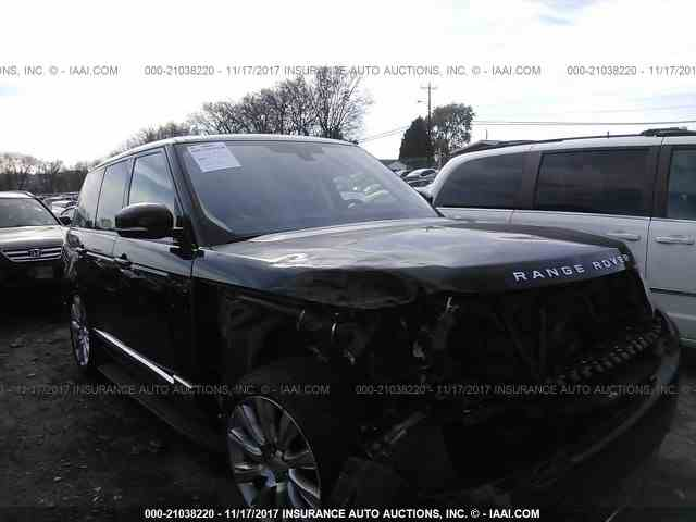 Picture of '16 Range Rover - N0RB