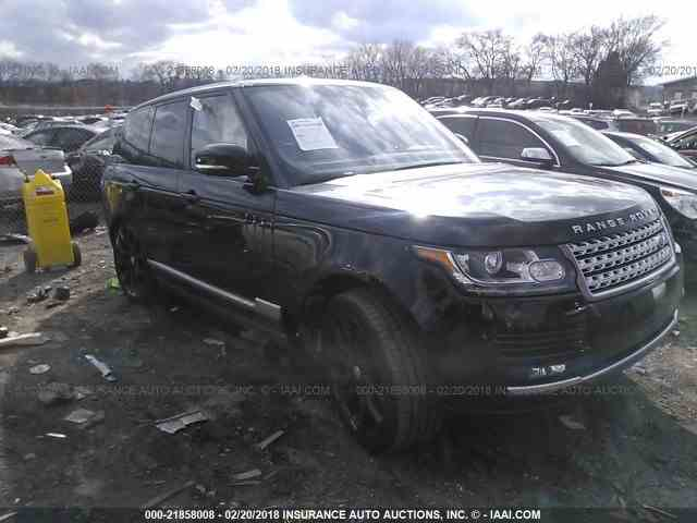 Picture of '17 Range Rover - N0RD