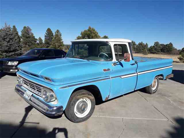 Picture of '62 C/K 10 - N0RS