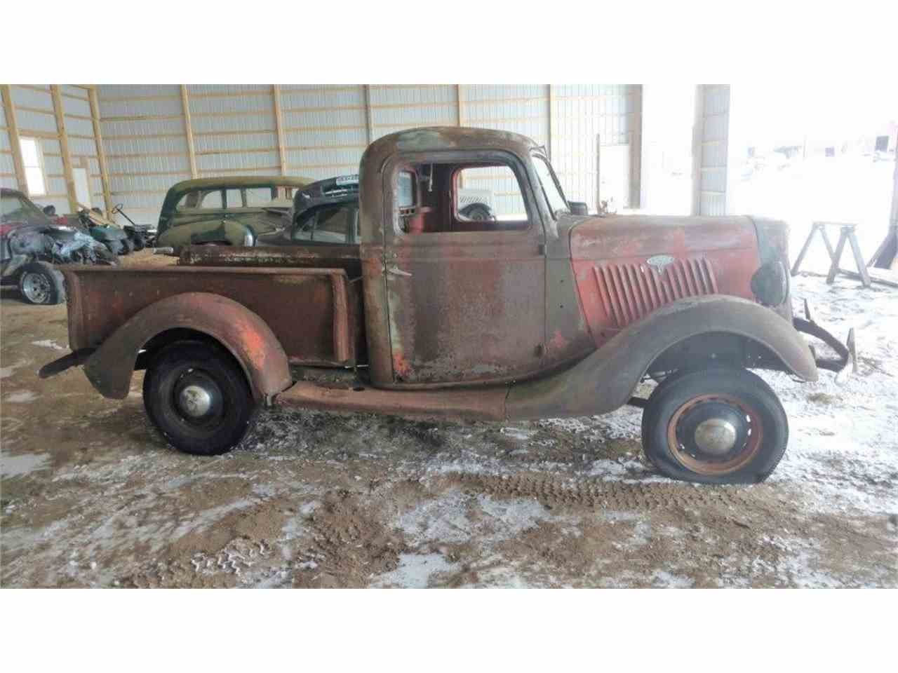 1936 Ford 1/2 Ton Pickup for Sale | ClassicCars.com | CC ...