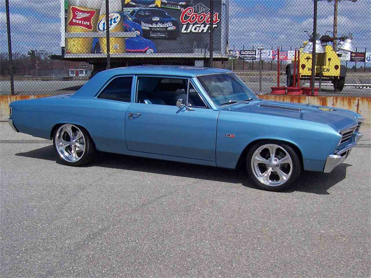 Large Picture of '67 Chevelle - N0S4