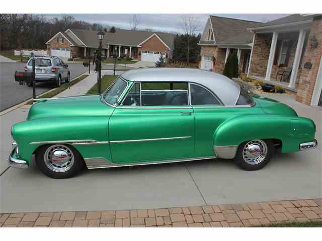Picture of 1951 Chevrolet Bel Air Offered by a Private Seller - MXXP