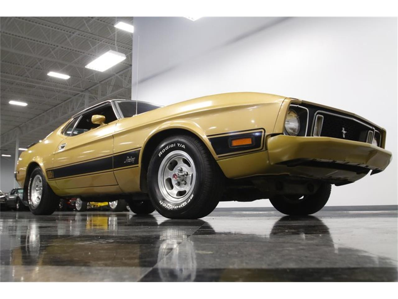 Large Picture of '73 Mustang Mach 1 - N0T4