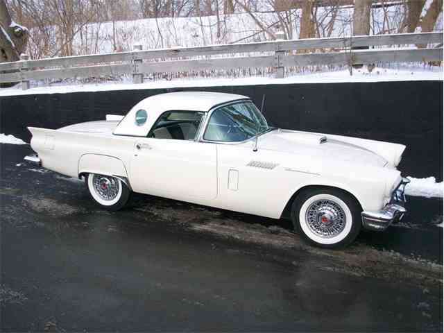 Picture of '57 Thunderbird - N0T9