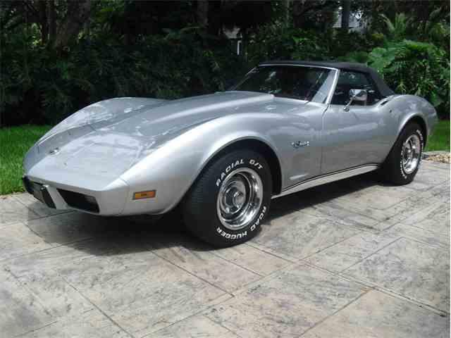 Picture of '75 Corvette - N0TA