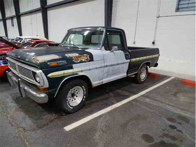Picture of '70 F100 - N0TG
