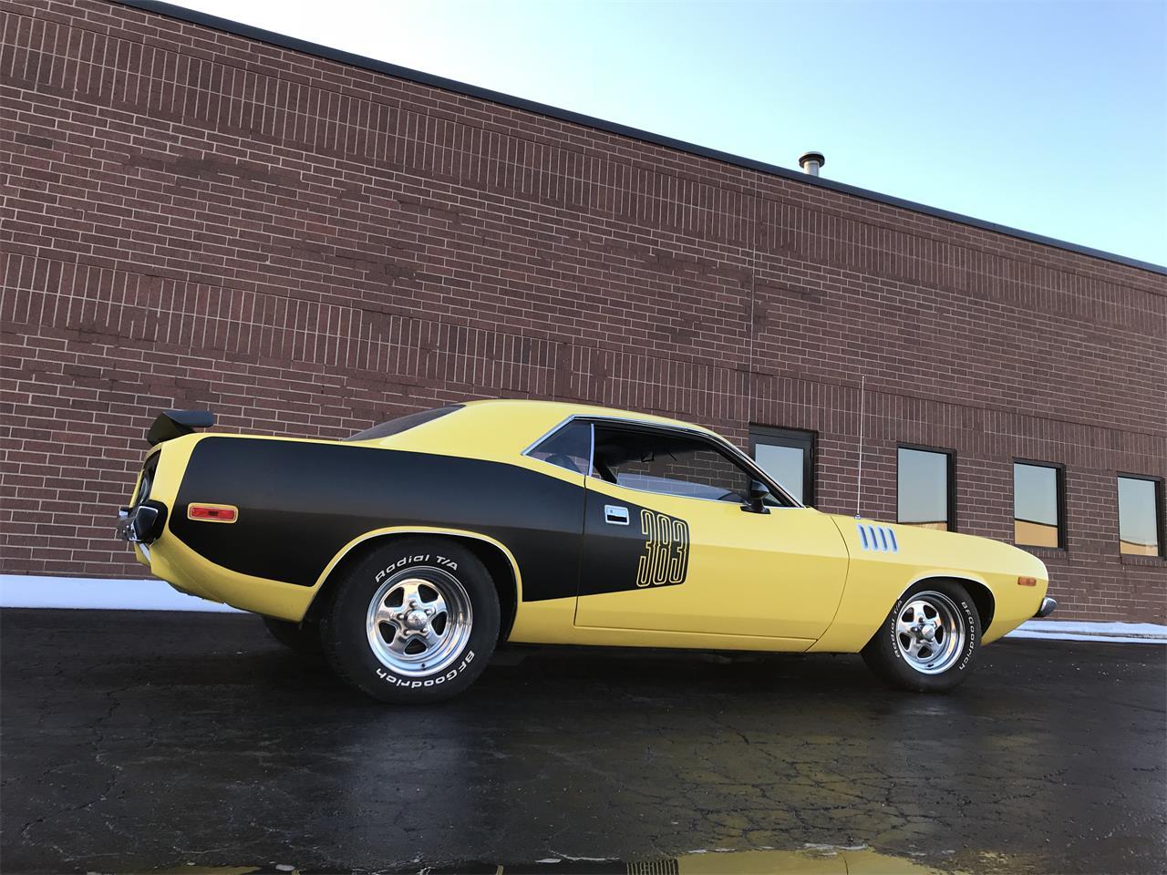 Large Picture of Classic '73 Cuda located in Illinois - $39,995.00 - MXXR