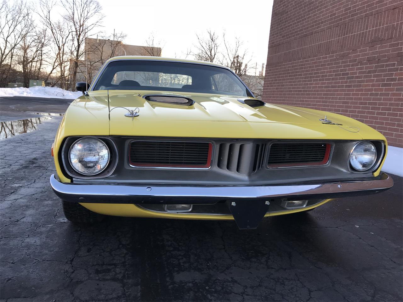 Large Picture of 1973 Plymouth Cuda located in Illinois Offered by Classic Auto Haus - MXXR