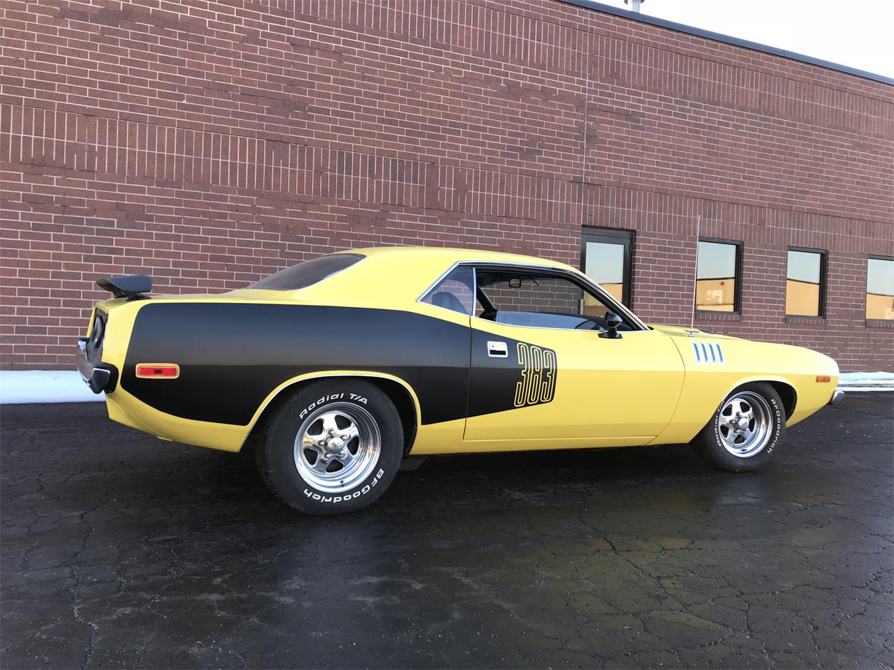 Large Picture of '73 Cuda located in Geneva  Illinois Offered by Classic Auto Haus - MXXR