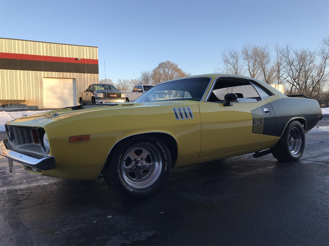 Large Picture of 1973 Plymouth Cuda located in Geneva  Illinois - $39,995.00 Offered by Classic Auto Haus - MXXR