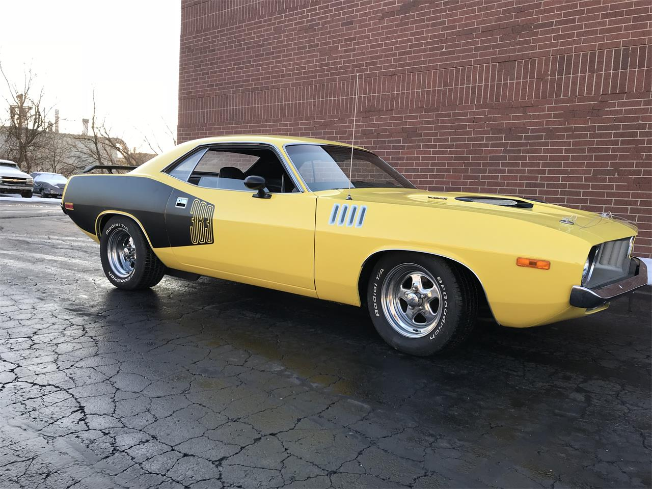 Large Picture of '73 Plymouth Cuda located in Illinois - $39,995.00 Offered by Classic Auto Haus - MXXR