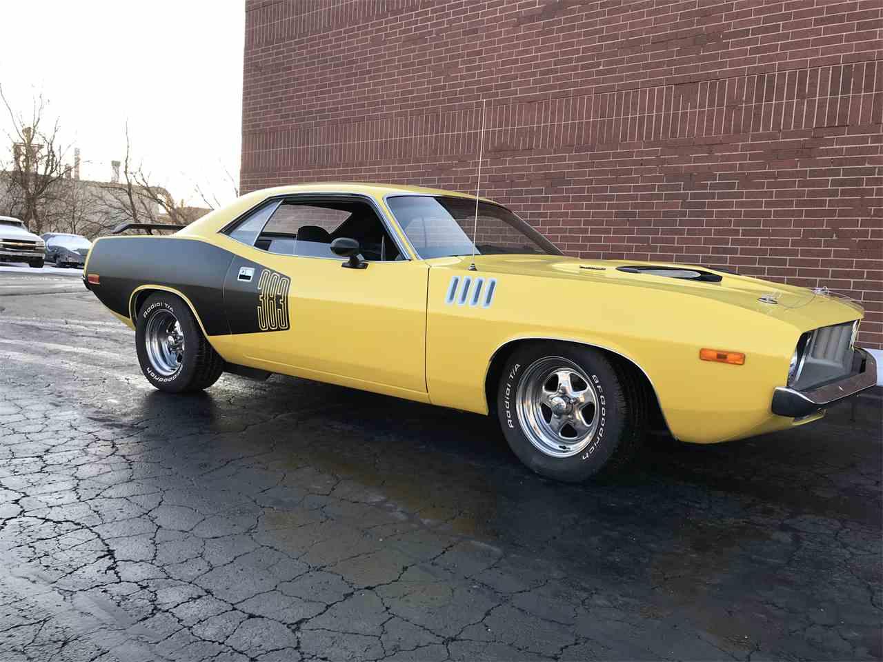 Large Picture of '73 Cuda - MXXR