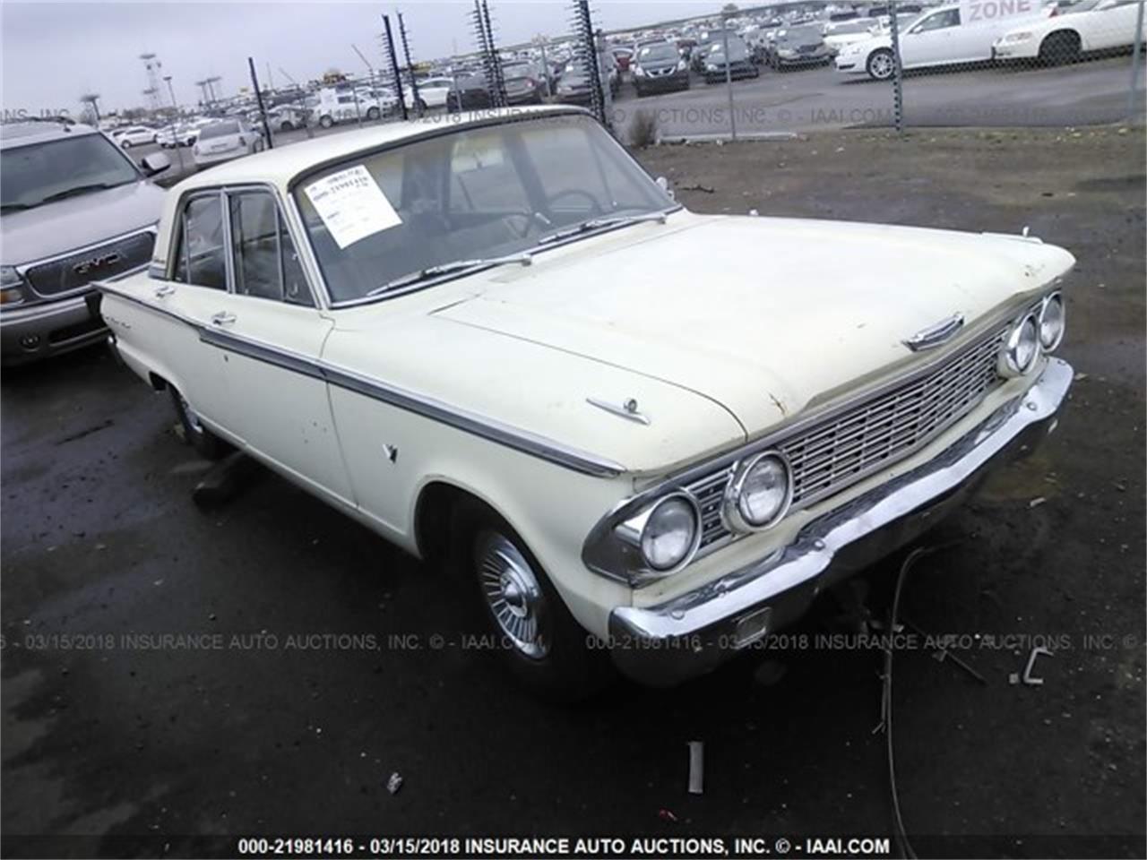 1962 Ford Fairlane 500 for Sale | ClassicCars com | CC-1074152