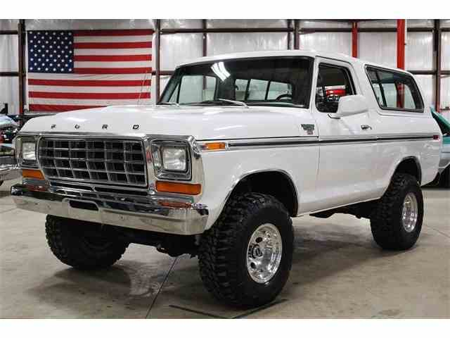 Picture of '78 Bronco - N0TN