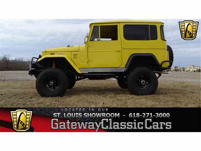 Picture of Classic '72 Land Cruiser FJ located in Illinois - N0TW