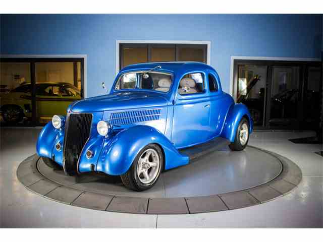 Picture of '36 5-Window Coupe - N0U5