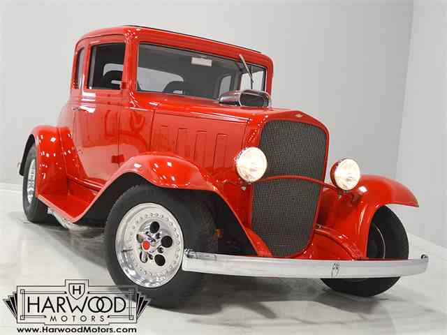 Picture of Classic '32 Chevrolet 5-Window Coupe - $39,900.00 - MXXU