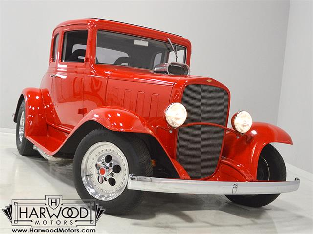 1932 Chevrolet 5-Window Coupe