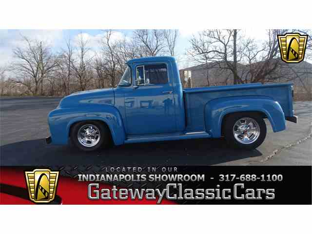 Picture of 1956 F100 located in Indianapolis Indiana Offered by  - N0UD
