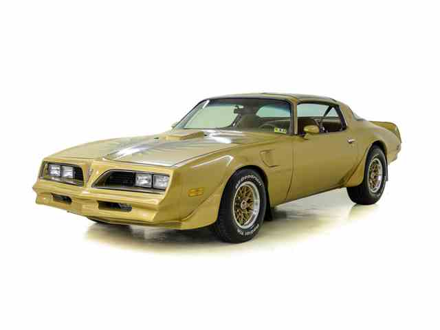 Picture of '78 Firebird Trans Am - N0VE