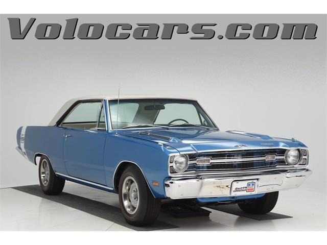 1969 Dodge Swinger 6 Pack