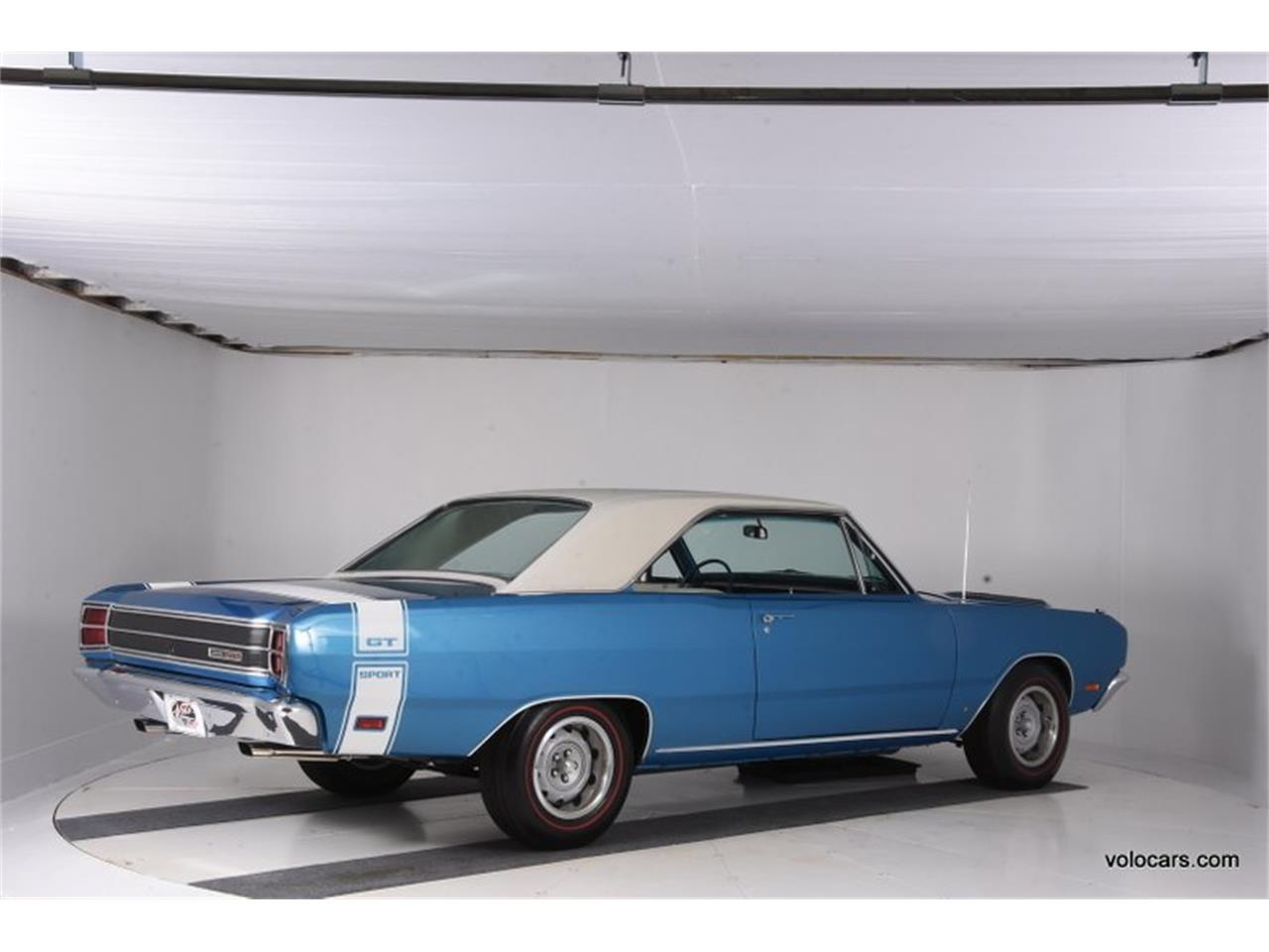 Large Picture of '69 Dart GTS - N0VQ