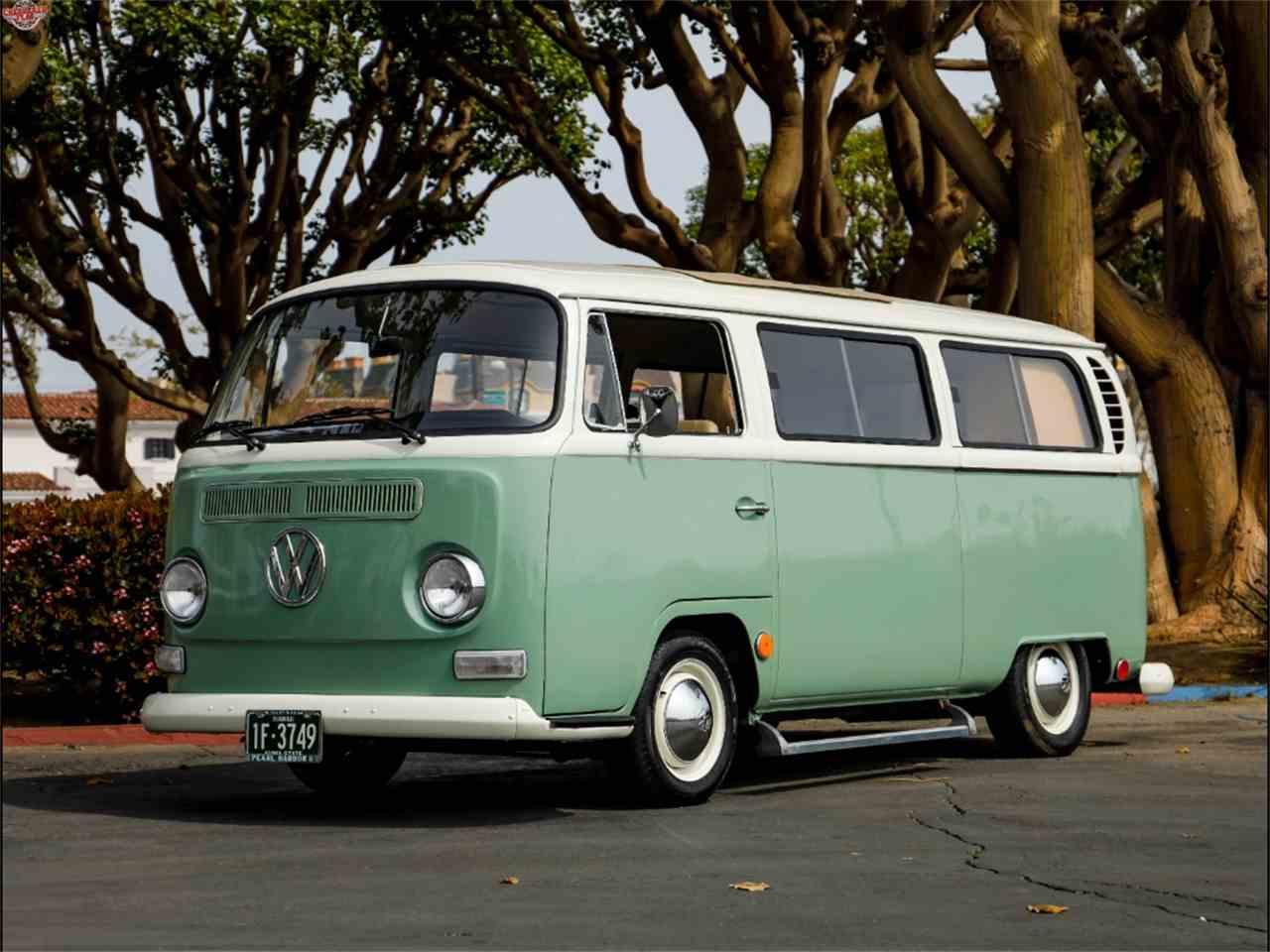 1968 Volkswagen Bus For Sale Classiccars Com Cc 1074236