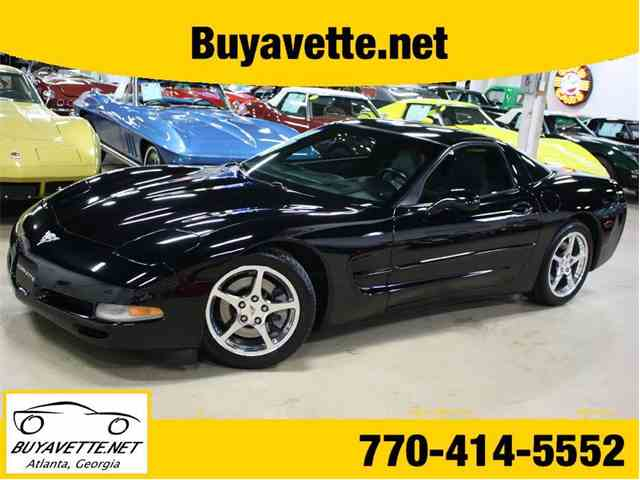 Picture of '03 Corvette - N0WE