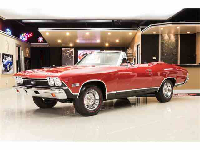 Picture of '68 Chevelle SS located in Michigan Offered by Vanguard Motor Sales - N0WJ