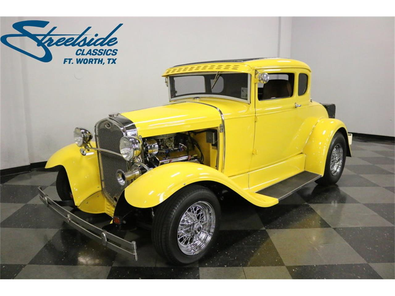 For Sale 1930 Ford 5 Window Coupe In Ft Worth Texas