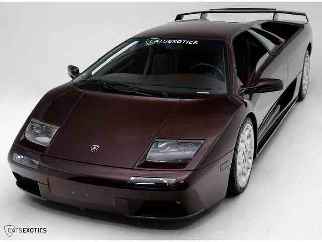 Picture of 2001 Lamborghini Diablo located in Seattle Washington - $450,000.00 Offered by Cats Exotics - N0WS