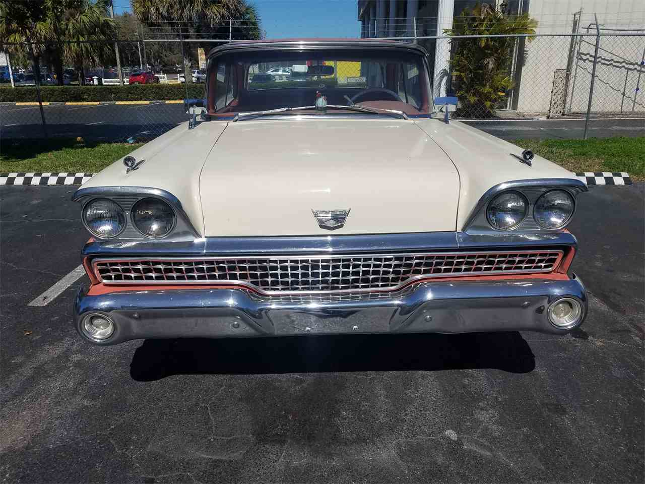 Large Picture of '59 Ford Fairlane 500 - $28,500.00 - MXY3
