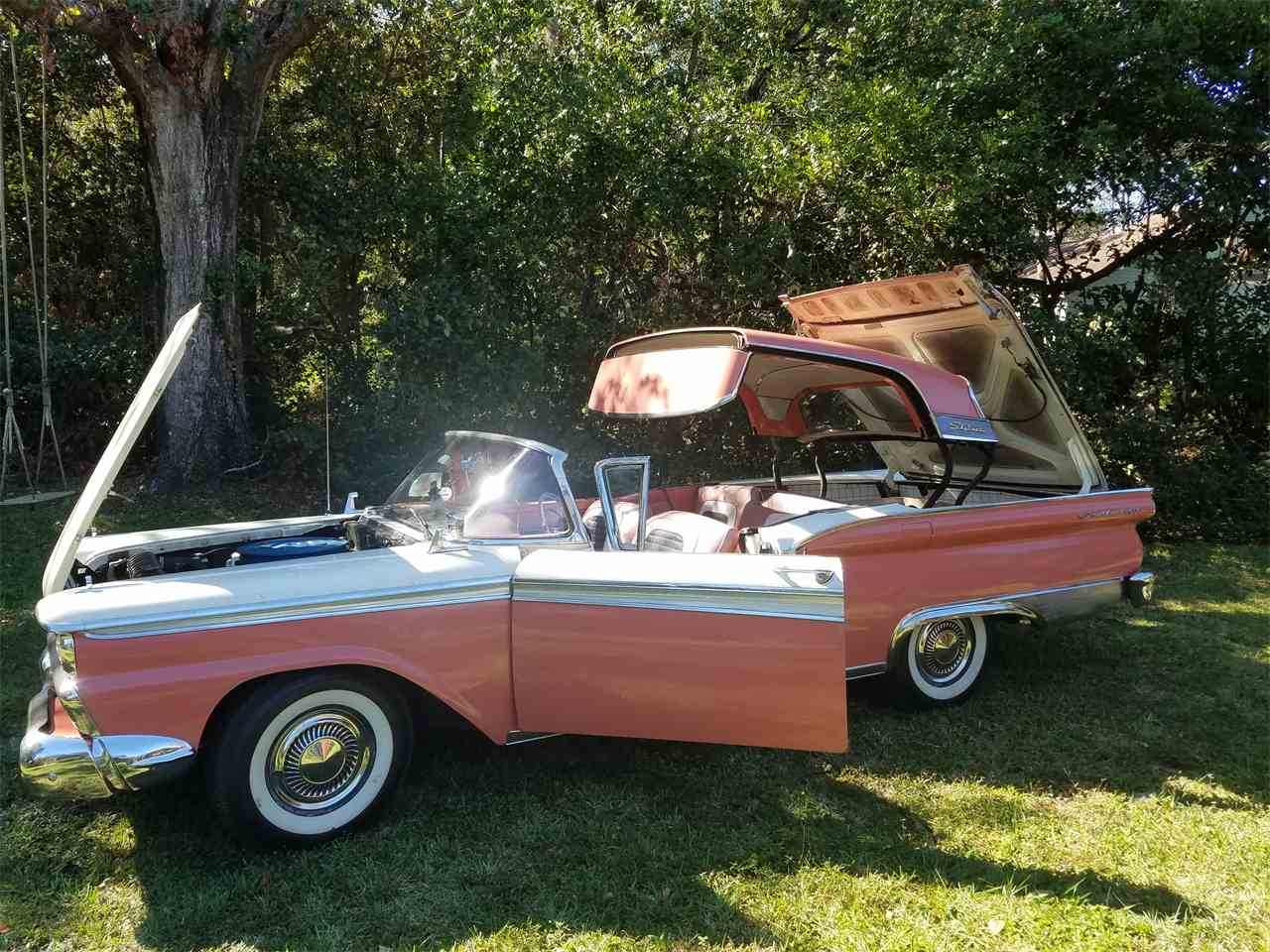 Large Picture of Classic 1959 Ford Fairlane 500 Offered by a Private Seller - MXY3