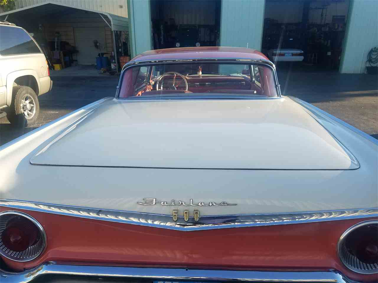 Large Picture of Classic 1959 Ford Fairlane 500 - $28,500.00 Offered by a Private Seller - MXY3