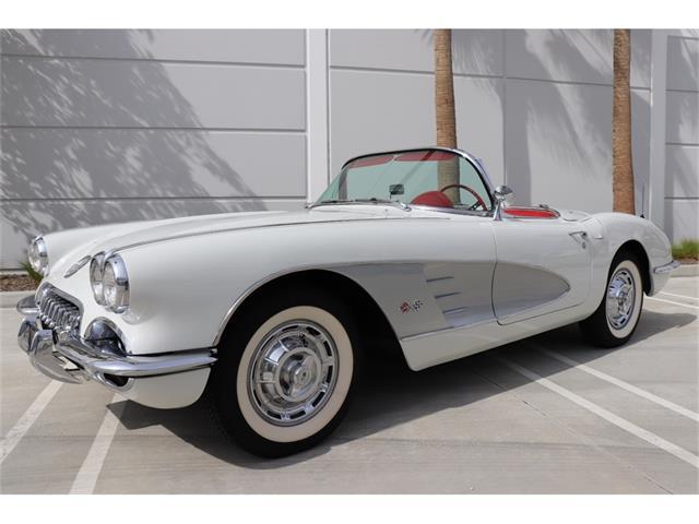 Picture of '60 Corvette - N0WZ